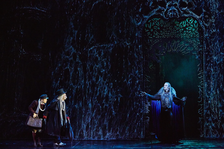 Polanski, Roman - Steinman, Jim. Le Bal des vampires - La comédie musicale. 2014