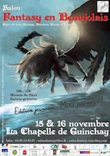 Fantasy en Beaujolais 2014 : édition Jeunesse