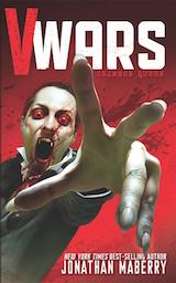 Maberry, Jonathan – Robinson, Alan. V-Wars, tome 1 : Crimson Queen