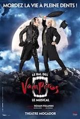 Polanski, Roman – Steinman, Jim. Le Bal des vampires – La comédie musicale. 2014