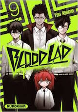 Kodama, Yûki. Blood Lad, tome 9
