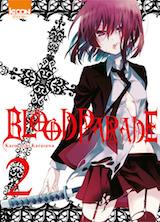 Karasawa, Kazuyoshi. Blood Parade, tome 2