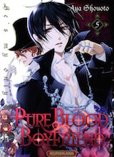 Shouoto, Aya. Pure Blood Boyfriend, tome 5