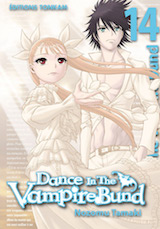 Tamaki, Nozomu. Dance in the Vampire Bund, tome 14