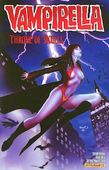Trautmann, Eric – Collectif. Vampirella, tome 3. A Throne of Skulls