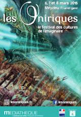 Oniriques 2015 : du 7 au 8 mars 2015