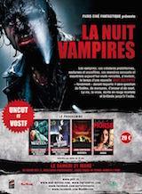 Nuit vampires par le PIFFF