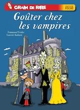 Trédez, Emmanuel – Audouin, Laurent. Goûter chez les vampires