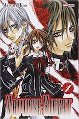 Hino, Matsuri. Vampire Knight, tome 1