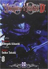 Kikuchi, Hideyuki – Takaki, Saiko. Vampire Hunter D, tome 8