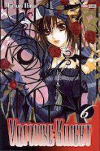 Hino, Matsuri. Vampire Knight, tome 6