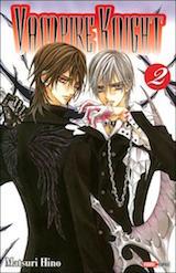Hino, Matsuri. Vampire Knight, tome 2