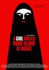 Amirpour, Ana Lily. A Girl Walks Home Alone at Night. 2014