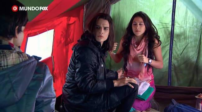Citterio, Marcela. Chica Vampiro, Saison 1. 2013
