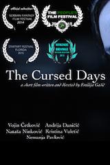Gasic, Emilija. The Cursed Days. 2015