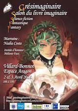 Grésimaginaire, la deuxième édition pointe ses crocs - (20/03/2016)