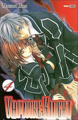 Hino, Matsuri. Vampire Knight, tome 4
