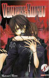 Hino, Matsuri. Vampire Knight, tome 8