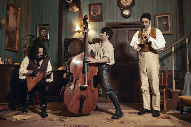 Clement, Jemaine - Waititi, Taika. What We Do in the Shadows. 2014