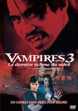 Weiss, Marty. Vampires 3 : la dernière éclipse du soleil. 2005