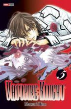 Hino, Matsuri. Vampire Knight, tome 5