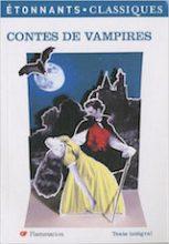 Collectif. Contes de vampires