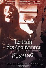 Francis, Freddie. Le train des épouvantes. 1965