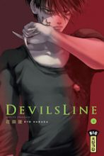 Hanada, Ryo. DevilsLine, tome 4