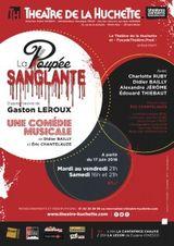 Leroux, Gaston – Bailly, Didier – Chantelauze, Eric. La Poupée Sanglante. 2016