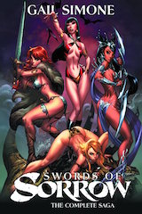 Collectif. Swords of Sorrow