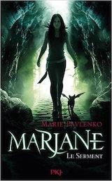 Pavlenko, Marie. Marjane, tome 2. Le Serment