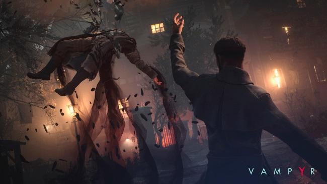 Beauverger, Stéphane. Interview avec le directeur narratif de Vampyr (DontNOD)