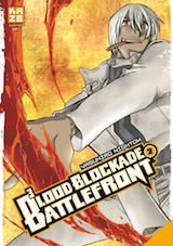 Nightow, Yasuhiro. B3 – Blood Blockade Battlefront, tome 2.
