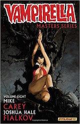 Carey, Mike – Fialkow, Joshua Hale – Collectif. Vampirella, Master series. Tome 8