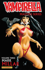 Millar, Mark – Mayhew, Mike. Vampirella, Master series. Tome 3