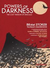 Stoker, Bram – Asmundsson, Valdimar. Powers of Darkness: The Lost Version of Dracula