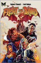 Tinnel, Robert – Vokes, Neil. Flesh and blood. Book 1