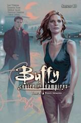 Whedon, Joss – Gage, Christos – Brendan, Nicholas – Levens, Megan – Isaacs, Rebekah. Buffy contre les Vampires, saison 10. Tome 4 : Vieux démons