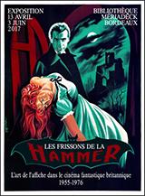 Exposition Hammer – Bibliothèque de Bordeaux Mériadeck, 13/04 au 03/06/2017