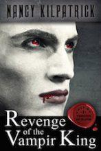 Kilpatrick, Nancy. Throne of blood, book 1. Revenge of the Vampir King