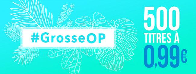 #GrosseOP numérique chez Bragelonne : jour 6 et 7 !