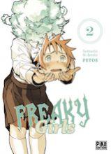 Petos. Freaky Girls, tome 2