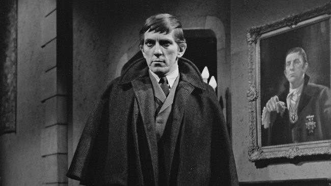 Curtis, Dan. Dark Shadows : The Return of the Vampire Barnabas Collins. 1967