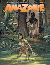 Rodolphe – Léo – Marchal, Bertrand. Kenya, saison 3. Amazonie, tome 2