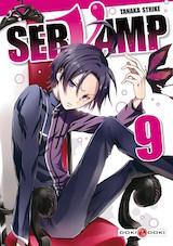 Strike, Tanaka. Servamp, tome 9