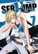 Strike, Tanaka. Servamp, tome 7