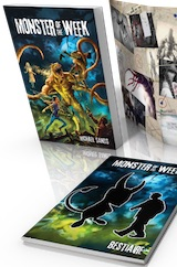 Monster of the Week : crowdfunding en vue chez le studio Deadcrows