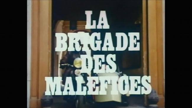 Guillemot, Claude. La Brigade des Maléfices, épisode 5. Les dents d'Alexis