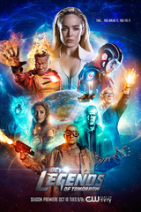 La Roche, Alexandra. Legends of Tomorrow, saison 3 épisode 5. Return of the Mack