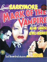 Browning, Tod. Mark of the Vampire. 1935